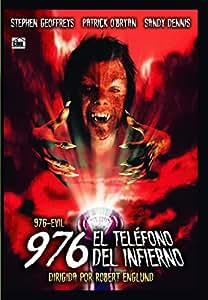 976 El telefono del infierno [DVD]