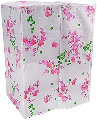 Lavadora protectora Cubierta de lavadora de PE con patrón de ...