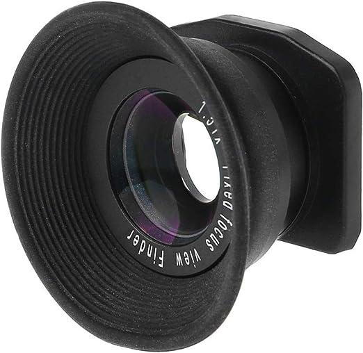 Duyummy 1.51X - Ocular con Lente Ocular para cámaras réflex Canon ...