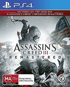 Assassin's Creed 3 Remaster (PlayStation 4)