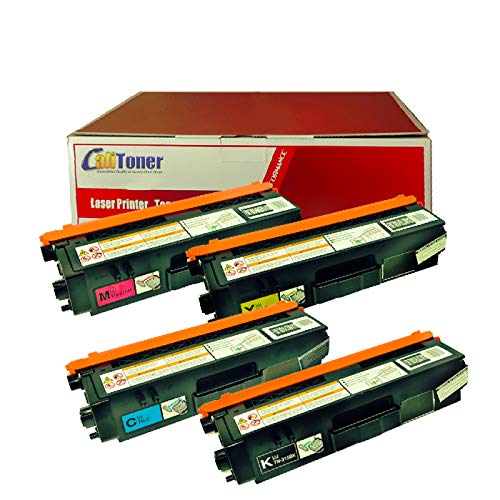 GTS � 4 Pack Replacement Toner Cartridges for Brother TN315 Set