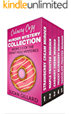 Culinary Cozy Murder Mystery Collection - Books 1-5 of the Donut Hole Mysteries (A Donut Hole Cozy Mystery)