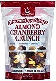 Gourmet Nut Gourmet on the go- Almond Cranberry Crunch, 8 Ounce