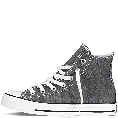 unisex Converse All Taylor Grey Chuck Zapatillas de Star tela wwp0qg