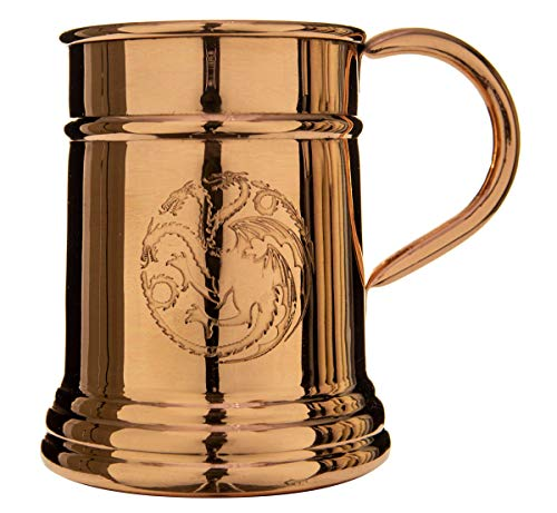 Game of Thrones Collectible Copper Stein (Targaryen) by Calhoun (Image #3)