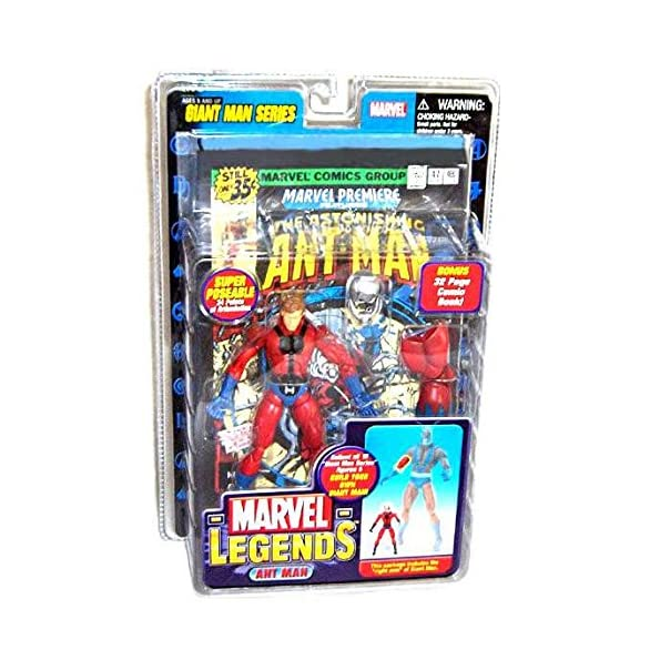 Best Toy Biz Marvel Legends Action Series of Ant Man in India 2020