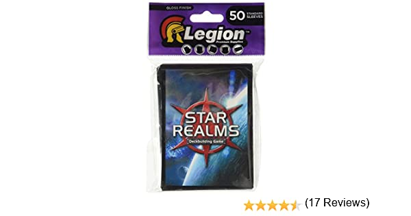 Legion Supplies Star Realms: Card Sleeves: Amazon.es: Juguetes y juegos