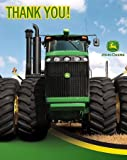 John Deere Tractor – Thank You Notes Party Accessory, Health Care Stuffs