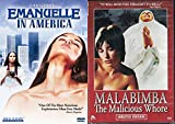 Emanuelle in America & Malabimba (Unrated Version) Cult Horror 2-movie Bundle