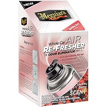 Meguiars G Whole Car Air Refresher Odor Eliminator   Oz