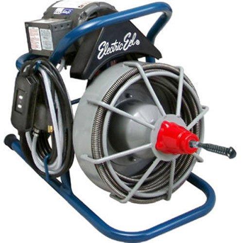 Image of Birdwell Cleaning Electric EEL EK-R-1/2IC50 1/2X50'DRAINCLEAN, 1/2 x 50' Drain Augers