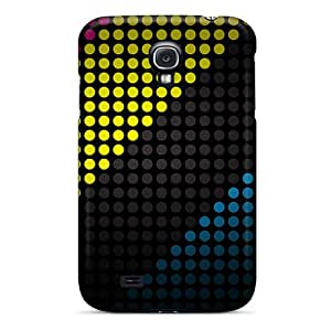 (Doy5233Lzap)durable Protection Case Cover For Galaxy S4(dark Designer)