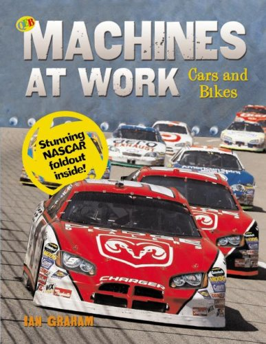 Cars and Bikes (Machines at Work)