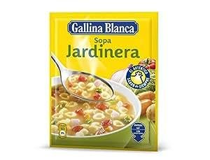 Gallina blanca sopa jardinera pack de 12 - Amazon jardineras ...
