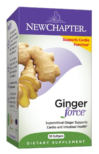New Chapter Gingerforce, 60