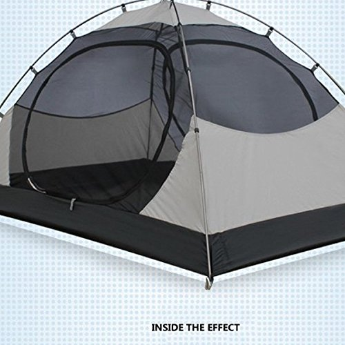 Outdoor-Camping-Zelt-Regenfest Zwei Personen Zwei Schichten Zelt