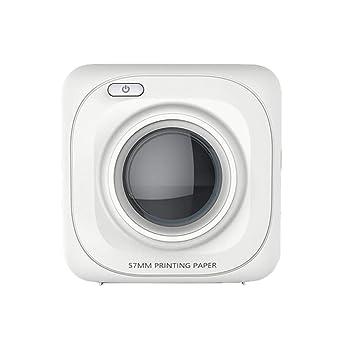 SFXYJ Impresora móvil instantánea portátil de Mini Impresora ...