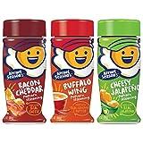 Kernel Season's Spicy Seasoning Variety Pack, 2.85 Ounce Shakers (Pack of 3)