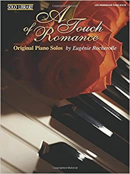 Book A Touch of Romance: Original Piano Solos