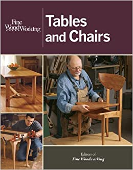Tables And Chairs Fine Woodworking Amazon Co Uk Editors Of