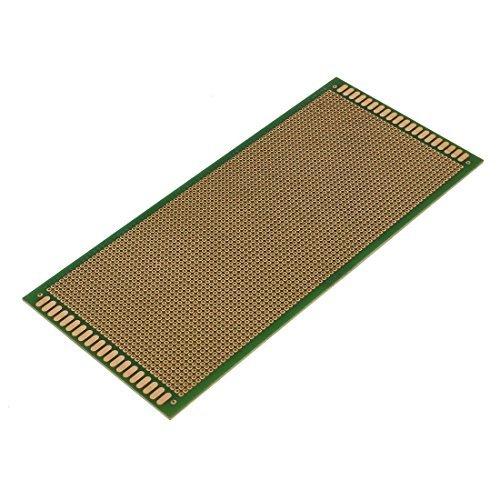 Singolo lato universale prototipo di Carta Della Stampa del PWB 22x10cm Circuit Board
