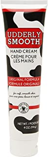 product image for Udderly Smooth Hand Cream 4 oz (Pack of 12)