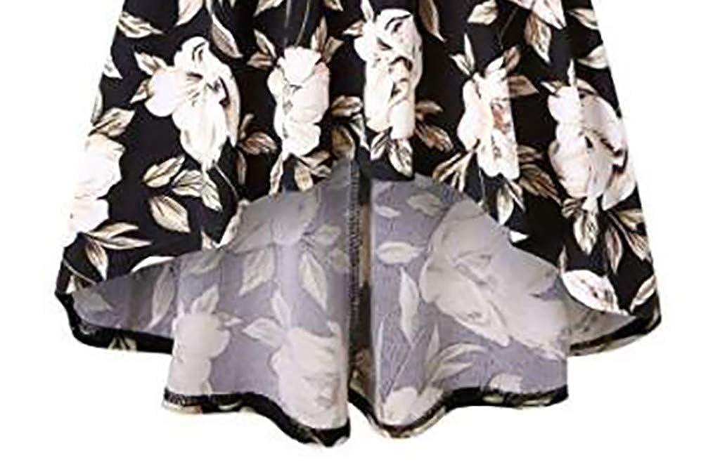 Vectry Ropa Mujer Vestidos Vestidos Casual De Mujer Primavera Vestidos Largo De Elegante Moda Mujer 2019 Vestidos Vestidos Ni/ña Verano Vestidos Mujer Verano 2019 Casual Vestidos