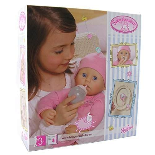 Zapf Creation Baby Annabell Accessory Pack (794135)