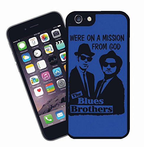 The Blues Brothers - This cover will fit Apple model iPhone 7 (not 7 plus) - By Eclipse Gift Ideas