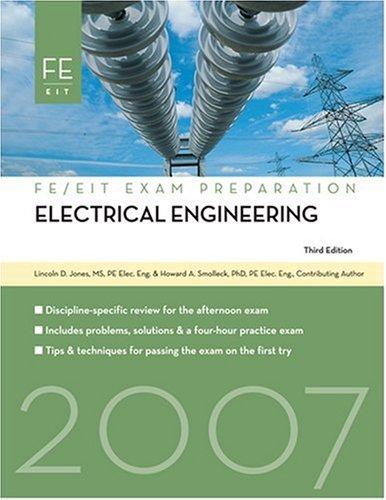 Electrical Engineering: FE Exam Preparation