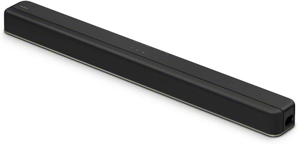 Sony HT-X8500, Barra de Sonido 2.1 (Dolby Atmos, DTS:X, Subwoofer Integrado, Bluetooth, Graves Profundos, HDCP 2.3 para Sonido 4K HDR, Compacta y Elegante) Negro, Negro