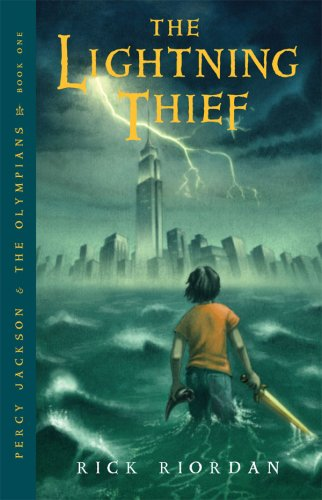 """The Lightning Thief (Percy Jackson and the Olympians)"" av Rick Riordan"