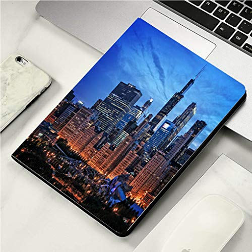 Chicago Millenium Park - Case for iPad Pro Case Auto Sleep/Wake up Smart Cover for iPad 10.5