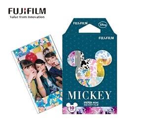 Fujifilm Instax Mini Instant Film (10 sheets, Mickey)