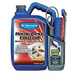 Bayer 502798A Home Pest Control Indoor & Outdoor Insect Ant & Roach Killer, 1.3-Gallon Ready-to-Use