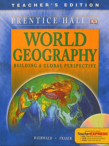 Prentice Hall. World History, Building a Global Perspective. Teacher's Edition. 9780133652925, 0133652920.