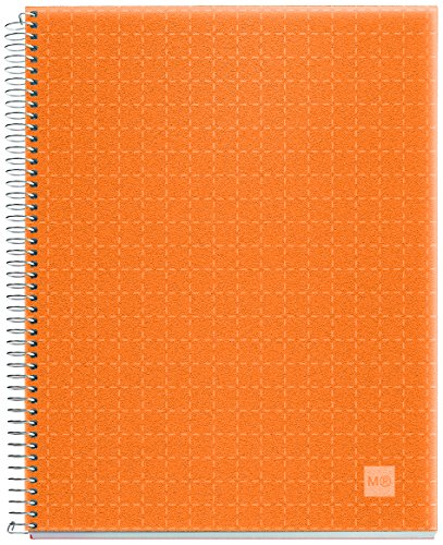miquelrius-large-spiral-bound-grid-notebook-candy-code-tangerine-85-x-11-4-subject-graph-pages