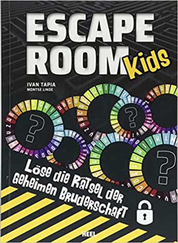 Escape Room Kids Lose Die Ratsel Der Geheimen Bruderschaft Amazon