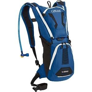 Camelbak Men's Lobo Hydration Pack (100-Ounce/200 Cubic-Inch, Skydiver Blue)