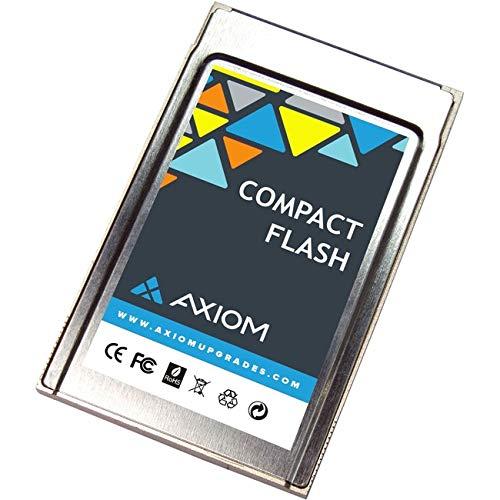Image of Axiom MEM-RSP4+-FLD128M-AX CompactFlash Cards