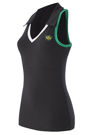 Naffta Tenis Padel - Camiseta de Asas para Mujer, Color Gris ...