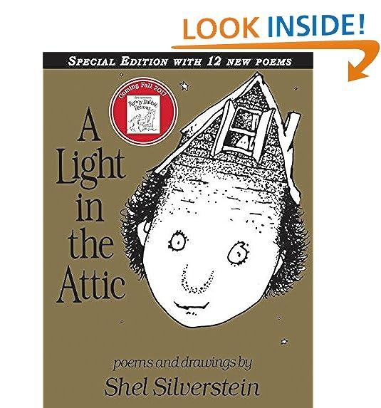 Shel Silverstein Poem Books Amazon Com