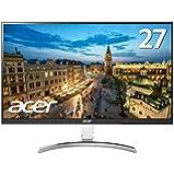 Acer モニター ディスプレイ RC271Usmidpx (27インチ IPS 非光沢 QHD DVI-D(Dual Link対応)・HDMI・DisplayPort)