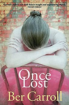 Once Lost by [Carroll, Ber]
