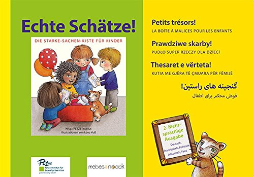 Echte Schätze!: Die Starke-Sachen-Kiste für Kinder - 2. Mehrsprachige Ausgabe