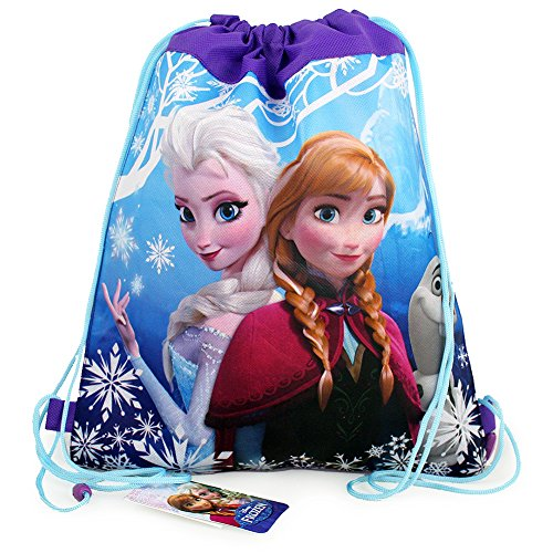 with Frozen Party Favors design