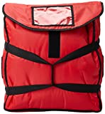 Rubbermaid Commercial Products PROSERVE Insulated Professional Pizza Delivery Bag, Medium, Red, FG9F3600RED