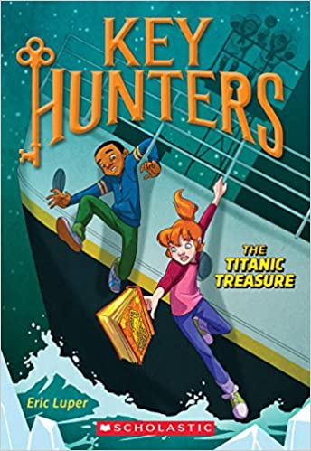Book The Titanic Treasure (Key Hunters #5)