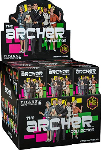The Archer Collection Titans 3