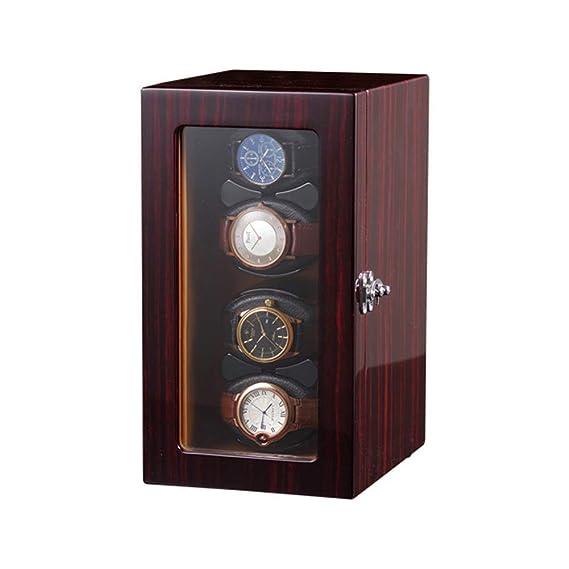 LNDDP 4 + 0 Enrollador automático Reloj Madera Enrolladores ...